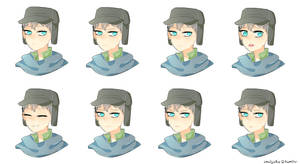 [C] sully expressions by 6oys