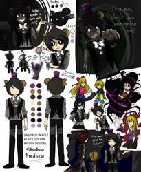 Shadow Fredbear