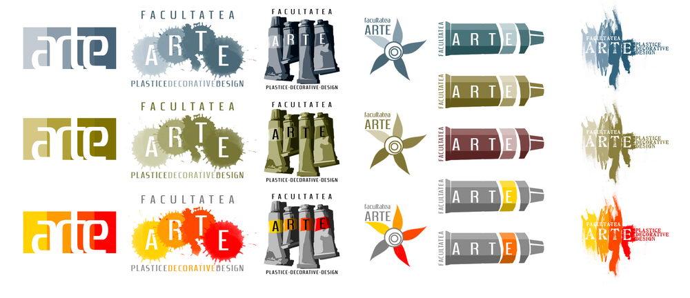 Arte Logosheet by Horhew