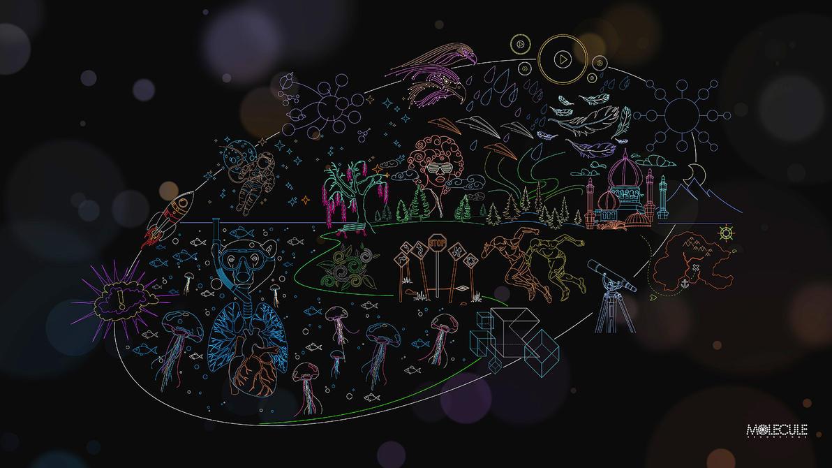 Molecule Promo Wallpaper By Horhew On Deviantart