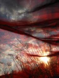 Sunsets II by lotlorien