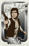 Star Wars Poster - Han Solo