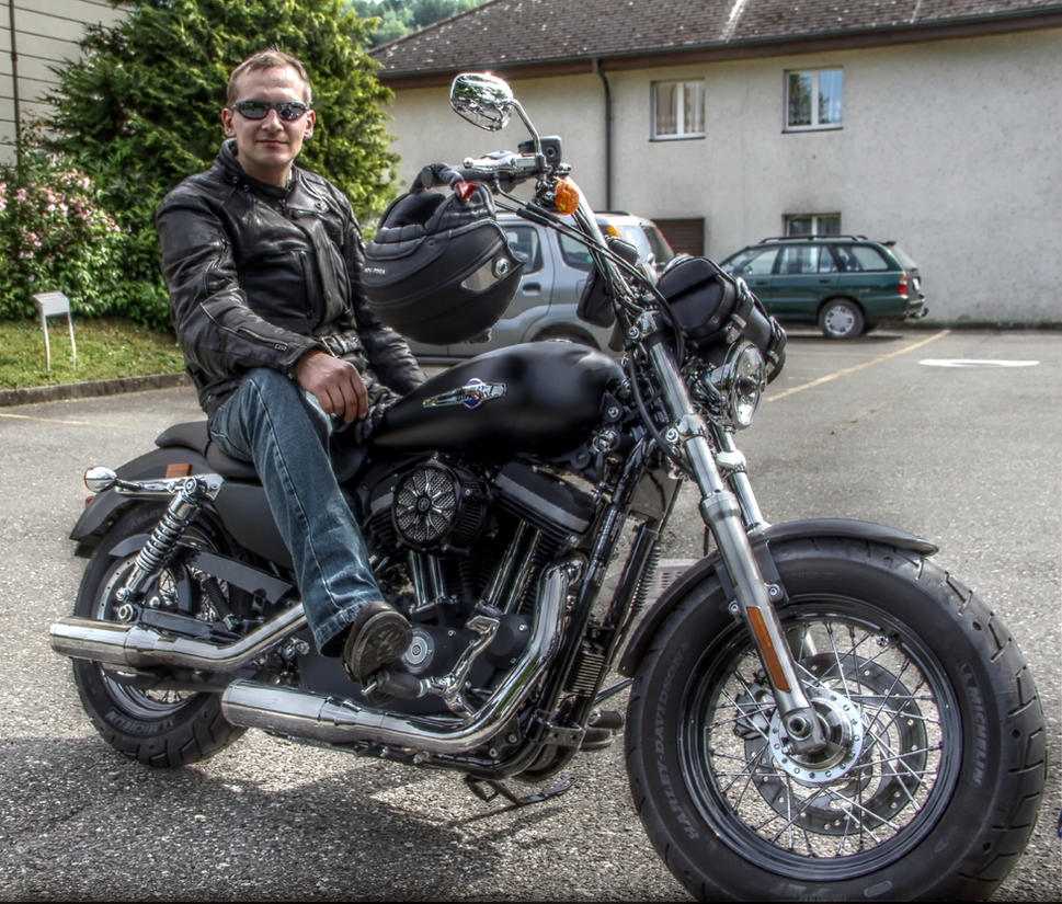 Harley Sport Touring Fairing