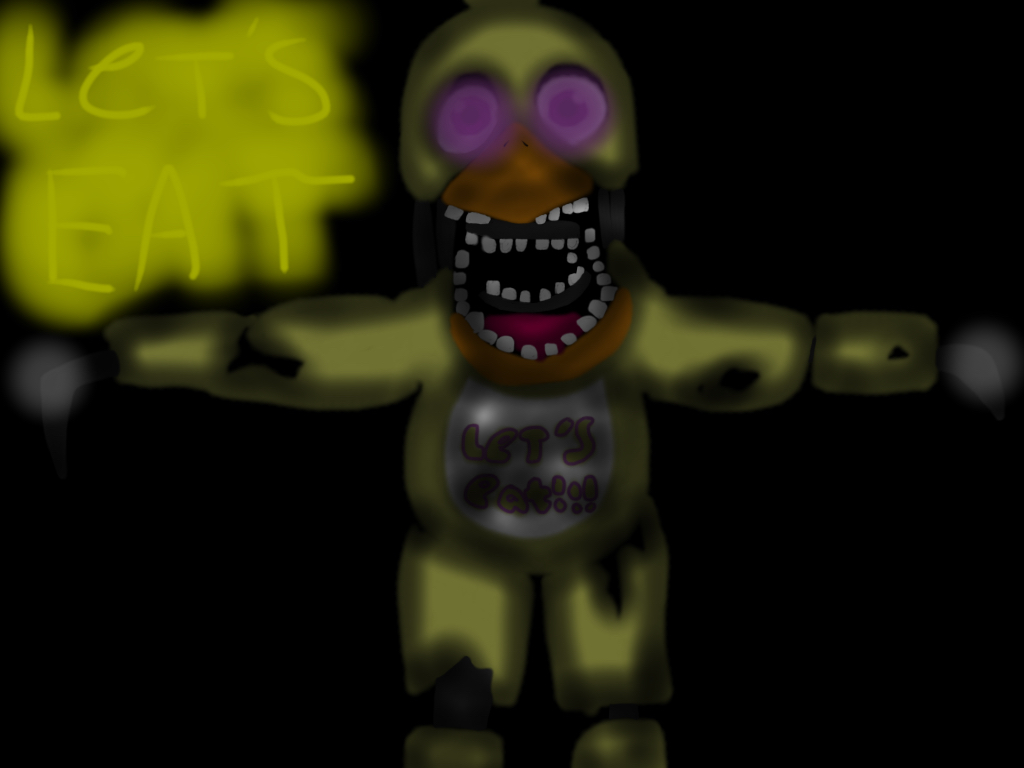 Withered chica by svannahzgaming1 on deviantart