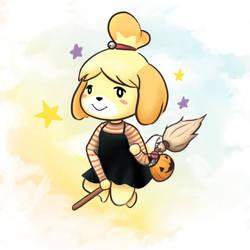 Halloween Isabelle