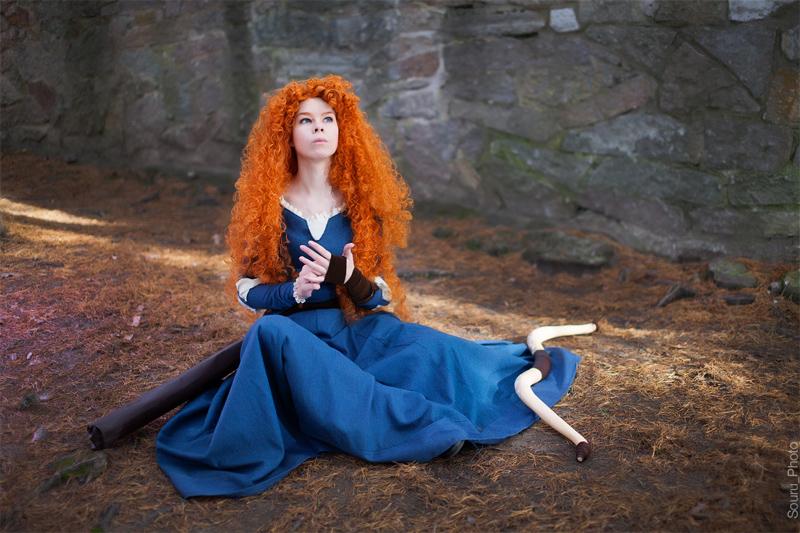 Merida Brave by Re-Aska