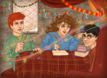 HP-Christmas break