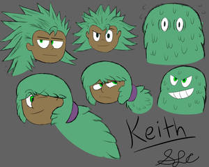 Expressions Of Keith
