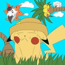 Pikachu's Island Getaway