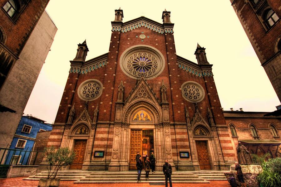 saint antuan church by matricaria72