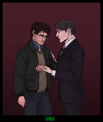 HANNIBAL: Day 1 - Holding hands