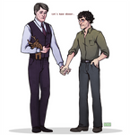 Hannigram: Let's have dinner