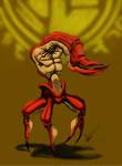 Oddworld - Scrab