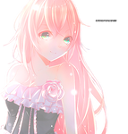 Anime Girl Render 1