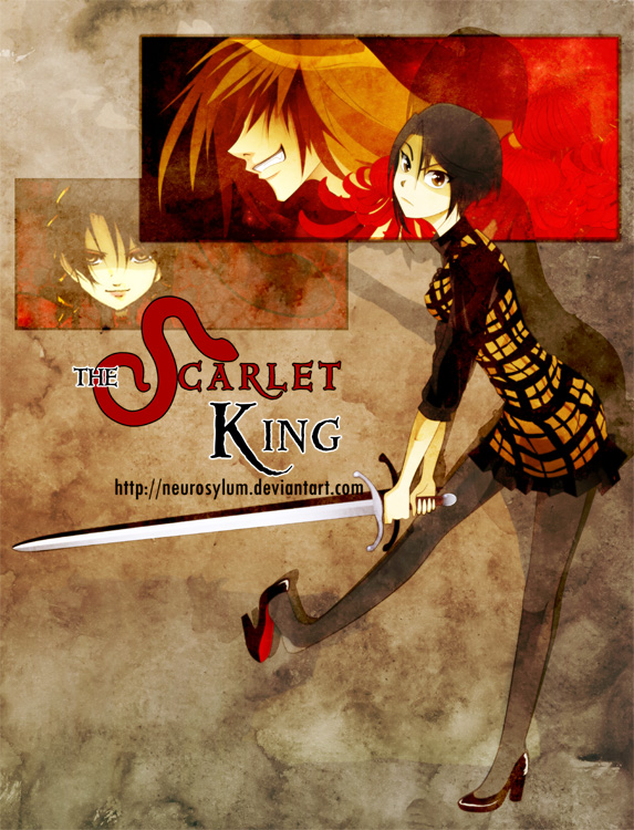 The Scarlet King -revamped- by Neurosylum
