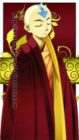New Robes for Aang by Neurosylum