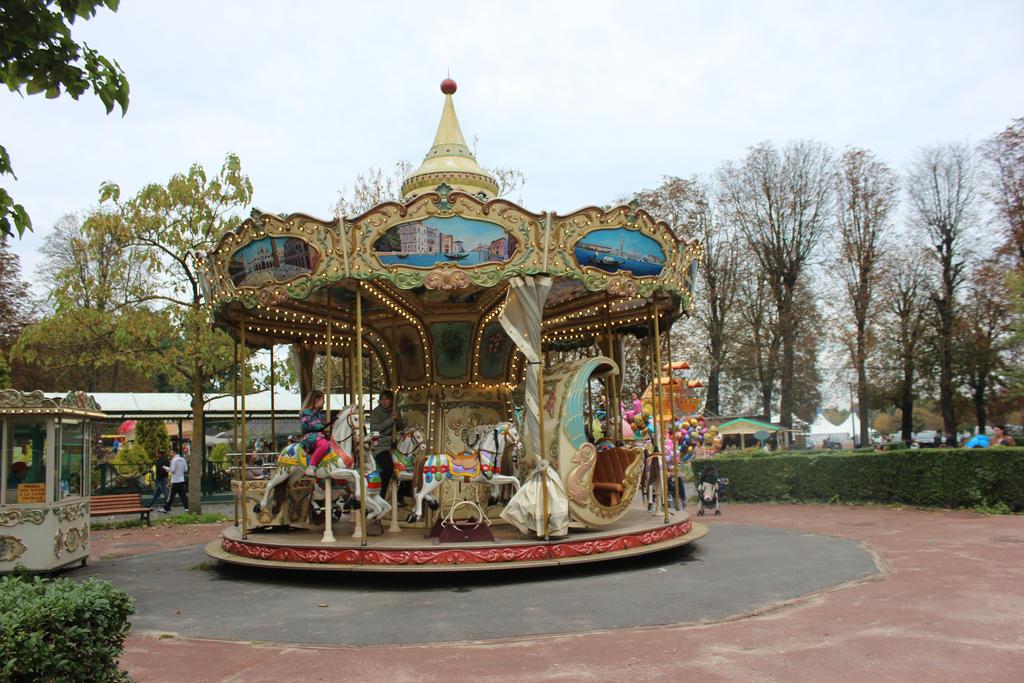 Carousel by MyBrightSide33