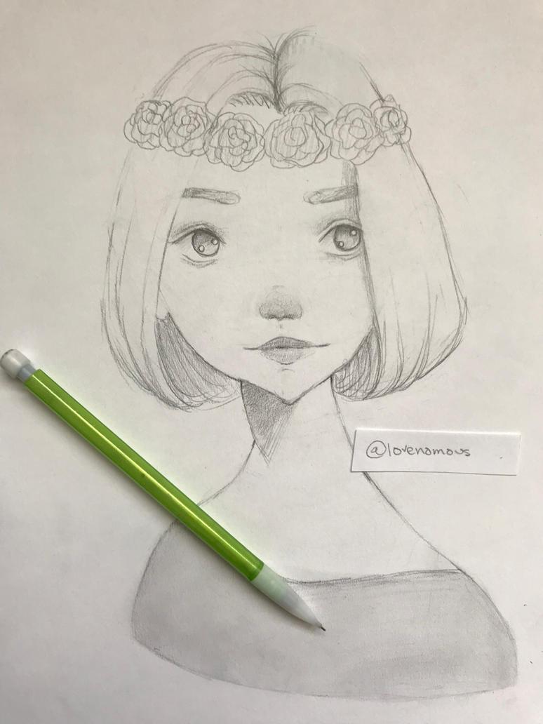 Flower Crown by lovenomous