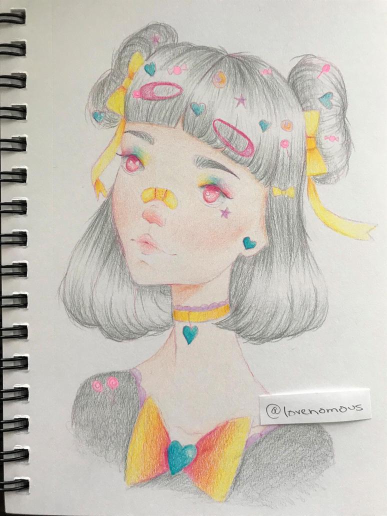 Decora Kei Girl by lovenomous