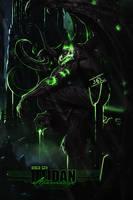 Illidan Stormrage by Rider-GFX