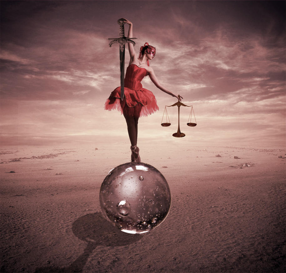 Lady Justice by krazykel on DeviantArt