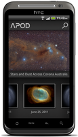 APOD for Android - UI Concept