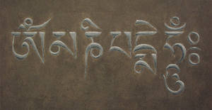 Tibetan - Om Mani Padme Hum