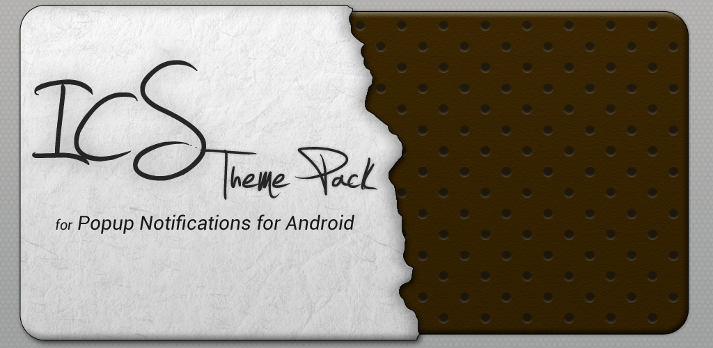 Popup Notifications for Android - ICS Themes by kahil
