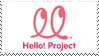 Hello Project Stamp by toraburu