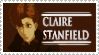 Claire Stanfield 'Vino' Stamp by toraburu