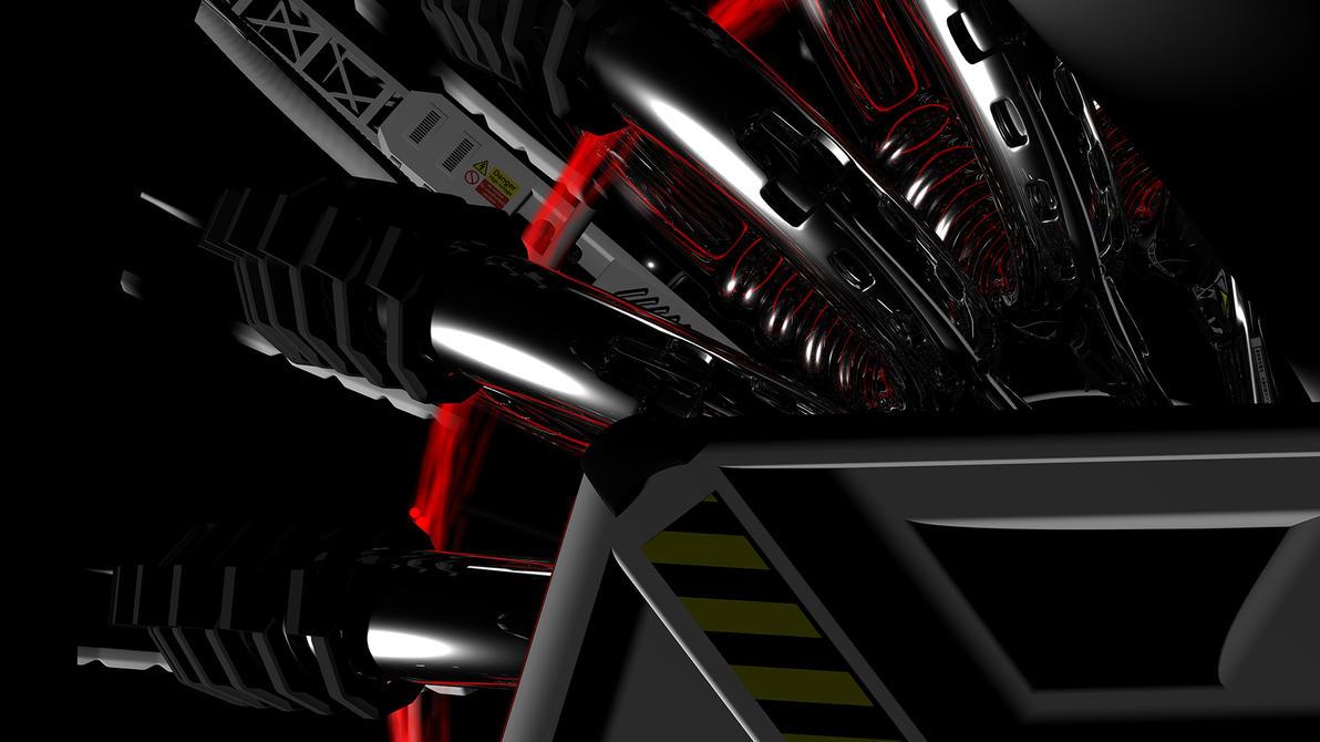 Infernal Machine by 5DNet
