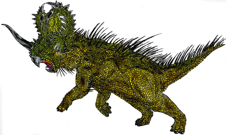 Centrosaurus by Durbed