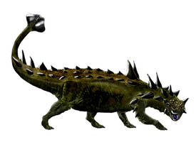 Euoplocephalus tutus by Durbed