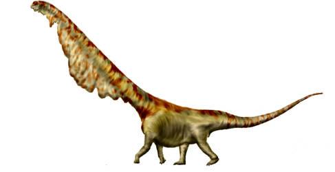 Mamenchisaurus sinocanadorum