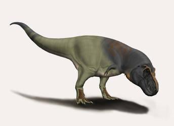 Tarbosaurus Bataar by Durbed