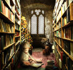Book swallower