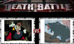 Ratigan Vs Bear (FATH) by disneyfangirl774