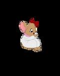 Olivia Sad in Pajamas by disneyfangirl774