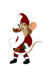Flaversham as Santa Claus by disneyfangirl774