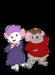 Bianca and Bernard by disneyfangirl774