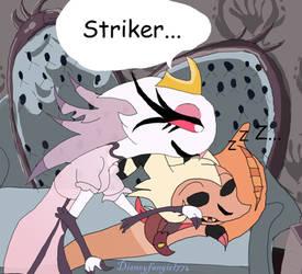 Stella Tries to Wake Up Striker