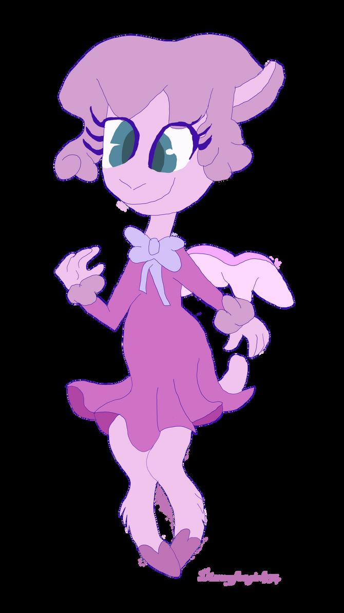 CE Layla the Sheep Cherub