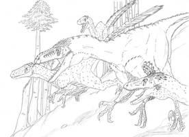 Bullying a Dragon by hyphenatedsuperhero