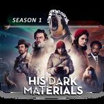 His Dark Materials Folder Icon A