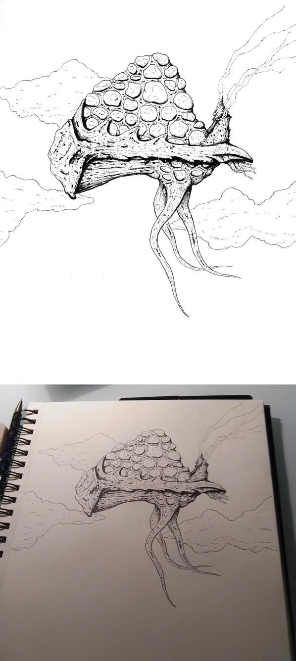 Something I'm working on...... by LicopeoArt