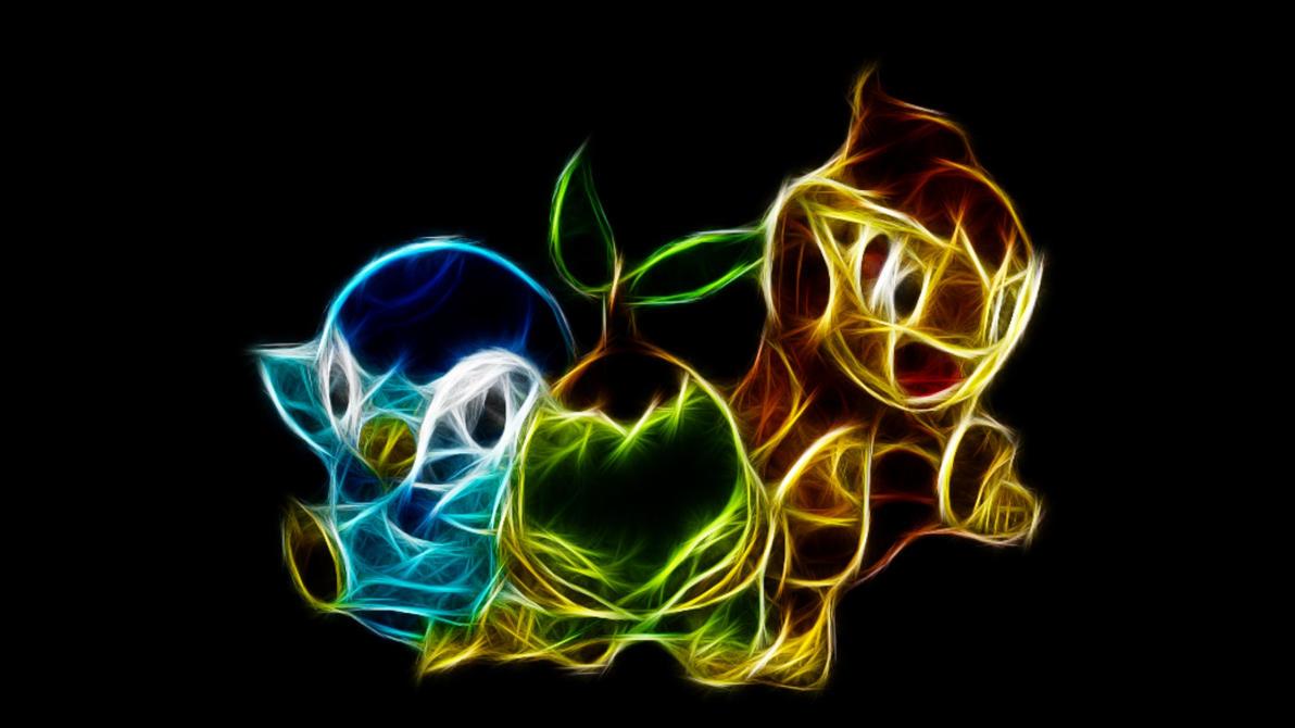 pin wallpapers pokemon fractal - photo #12