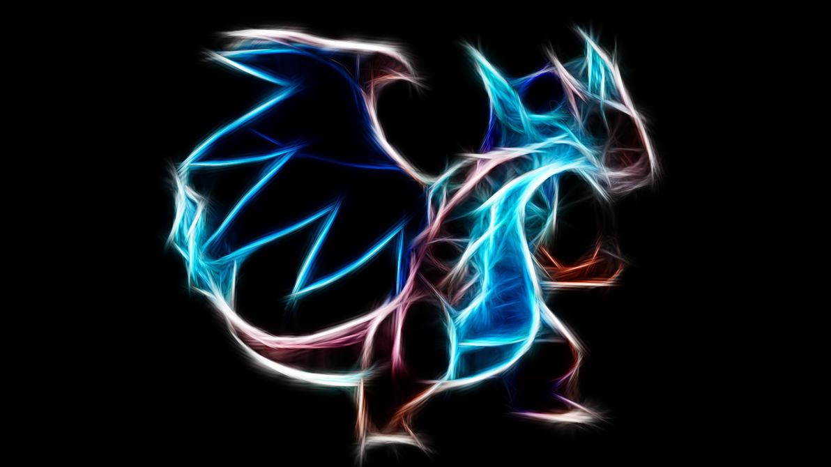 Mega Charizard X By Theblacksavior On Deviantart