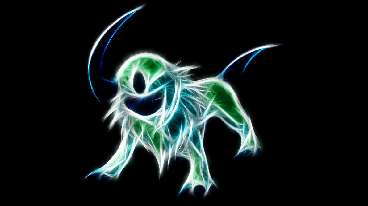 Absol by TheBlackSavior on DeviantArt