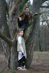 Tree huggers. by JaccoHeerdt