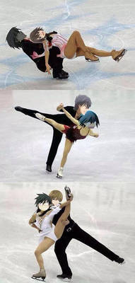 Ice Skating Time! :D